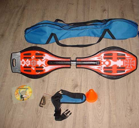 Surf Skateboard in Set Packaging (B14101)