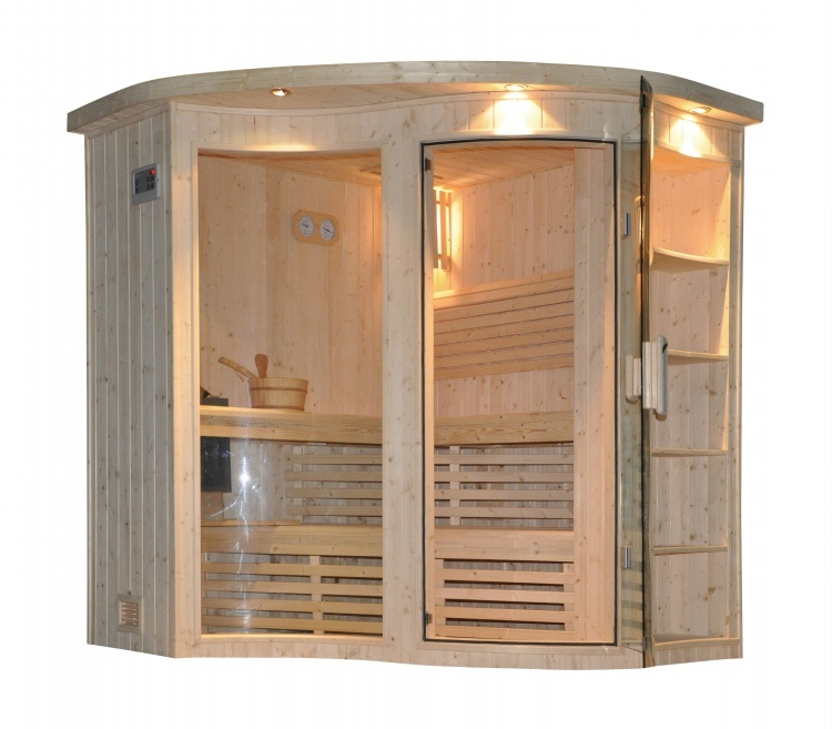 3-4 People Traditional Sauna Room