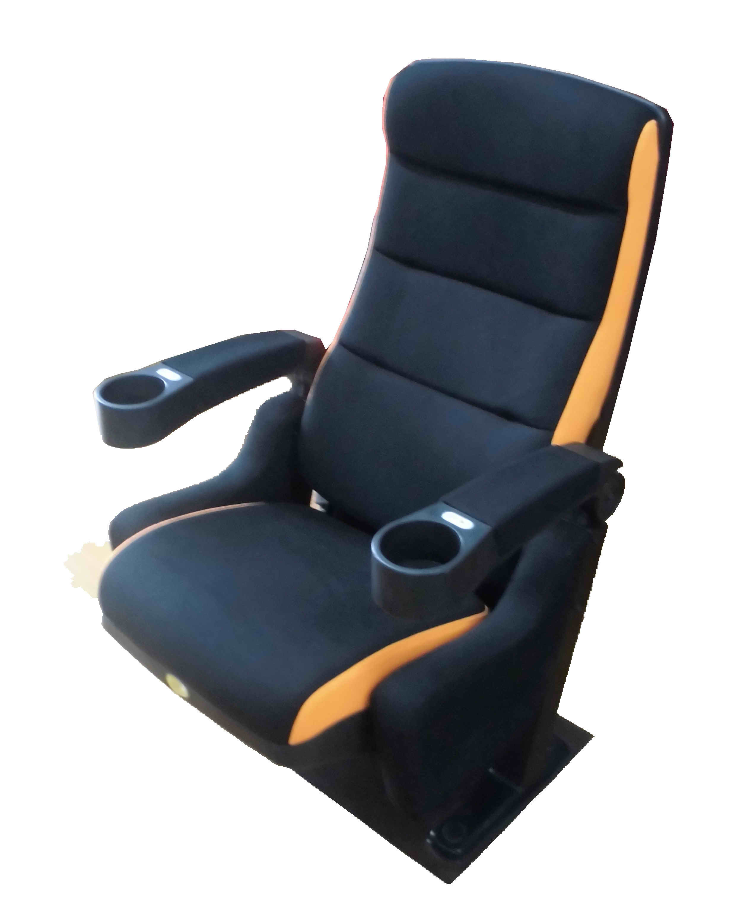 China Cinema Auditorium Seating Rocking Movie Theater Hall Chair (SD22H-DA) pictures & photos