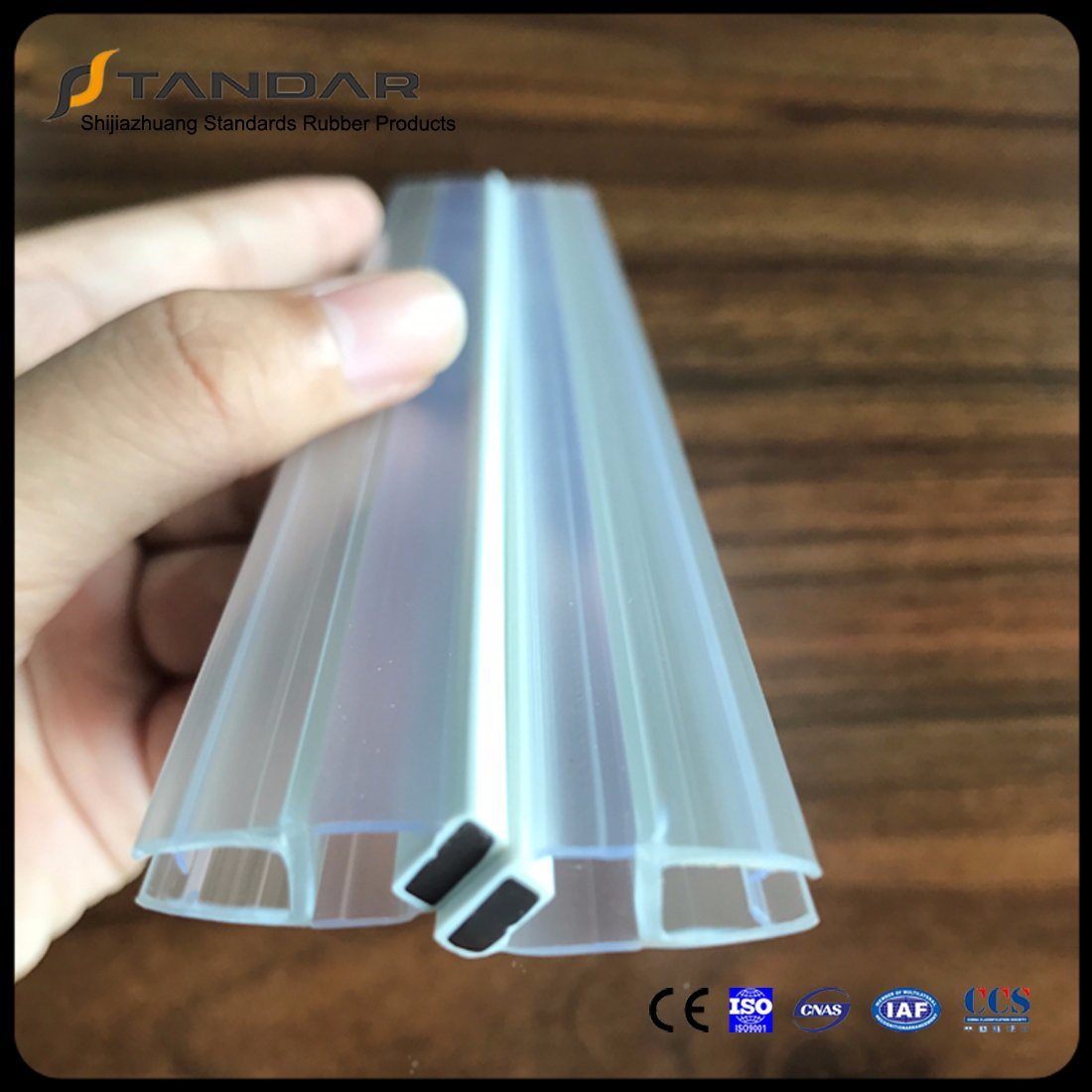China Pvc Sealing Strip Glass Shower Door Seal Strip China Pvc