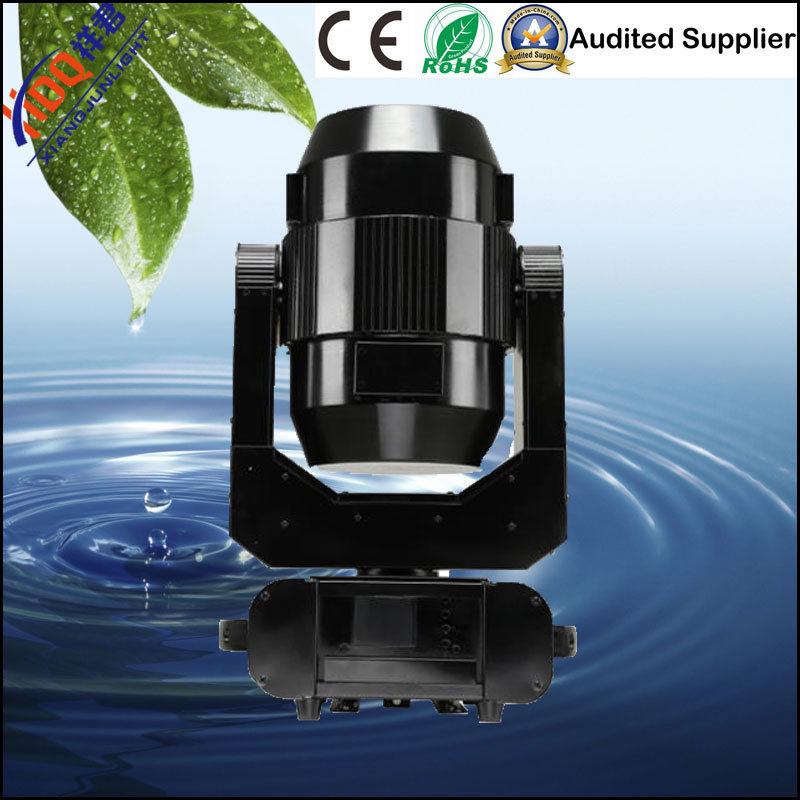 350W 17r Beam Spot Waterproof Moving Head Light with 5 New Deisgn Prism to 12 Amazing Effect