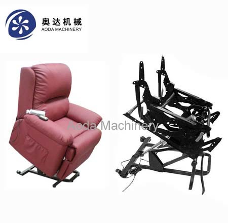 China Motorized Wallhugger Lift Chair Mechanism Ad Oec2 1