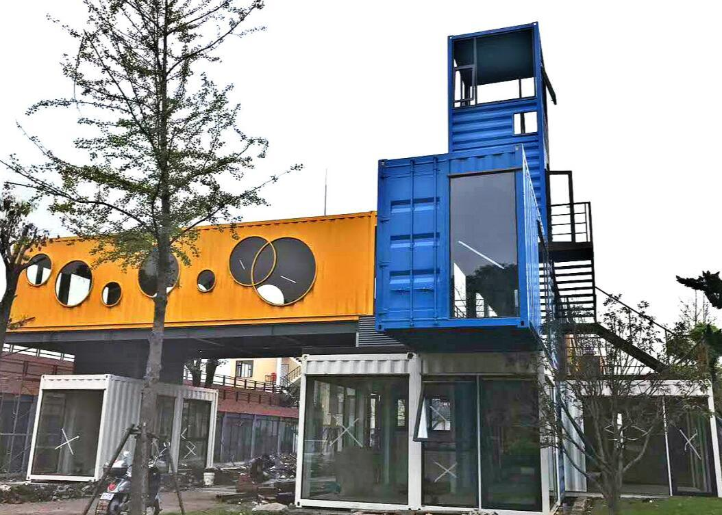 china quick installation shipping container coffee shop. Black Bedroom Furniture Sets. Home Design Ideas