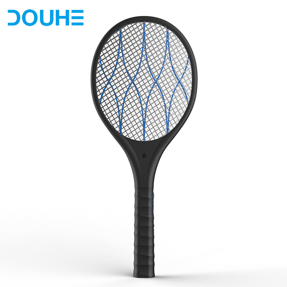 Electric Fly Insect Bug Zapper Bat Racket Swatter Bug Mosquito Wasp Pest KIller