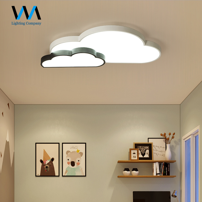 Cloud Shape Lighting Led Ceiling