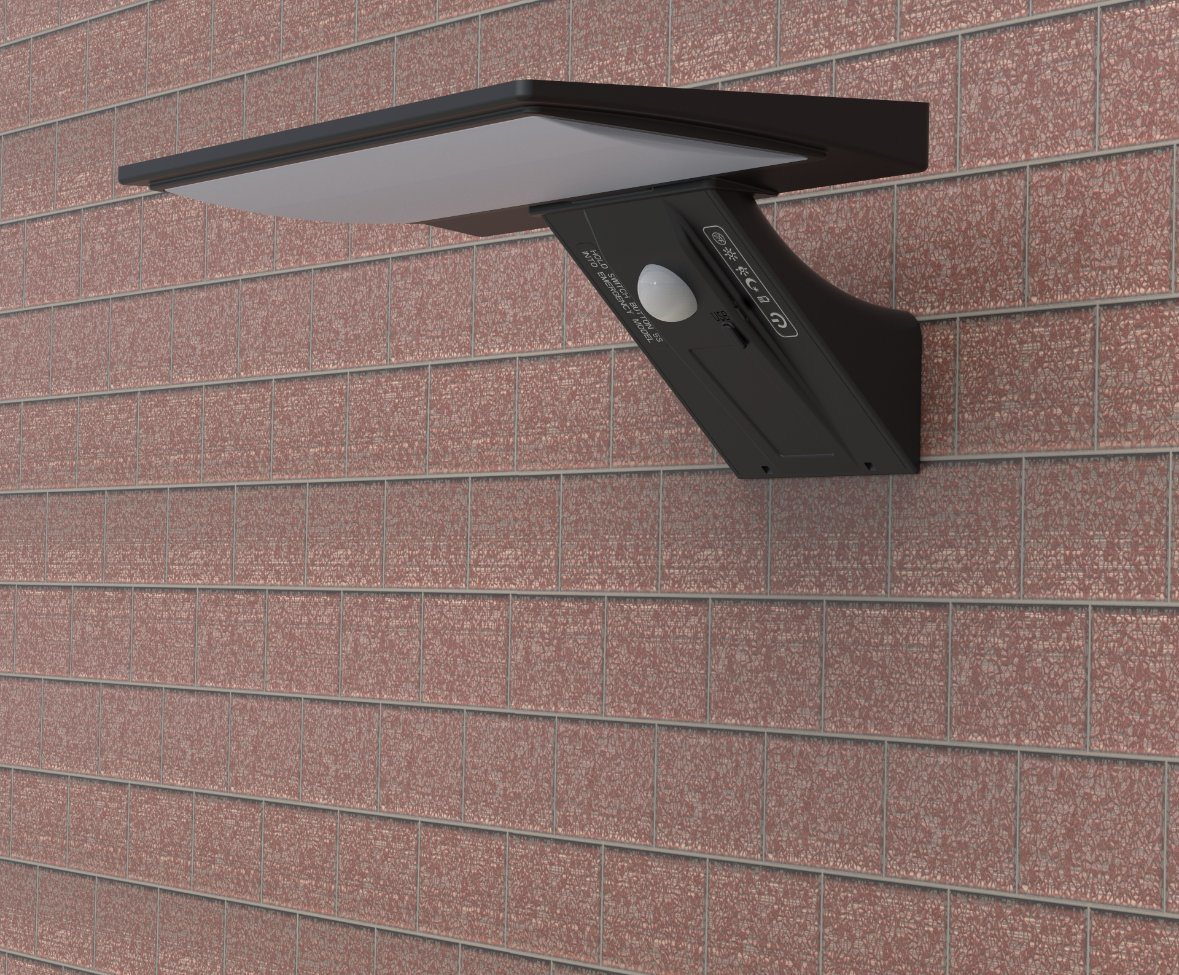 China Solar Led Wall Lights Outdoor