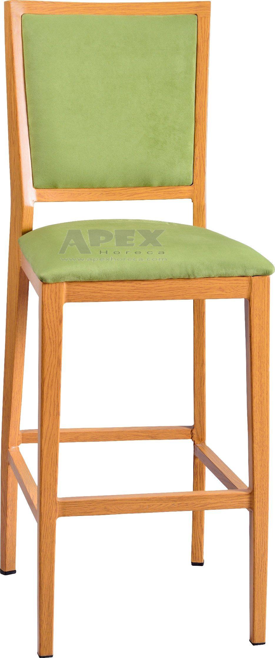 [Hot Item] Outdoor Furniture Aluminum Chair for Cafe, Restaurant, Hotel  (AH10 bar)