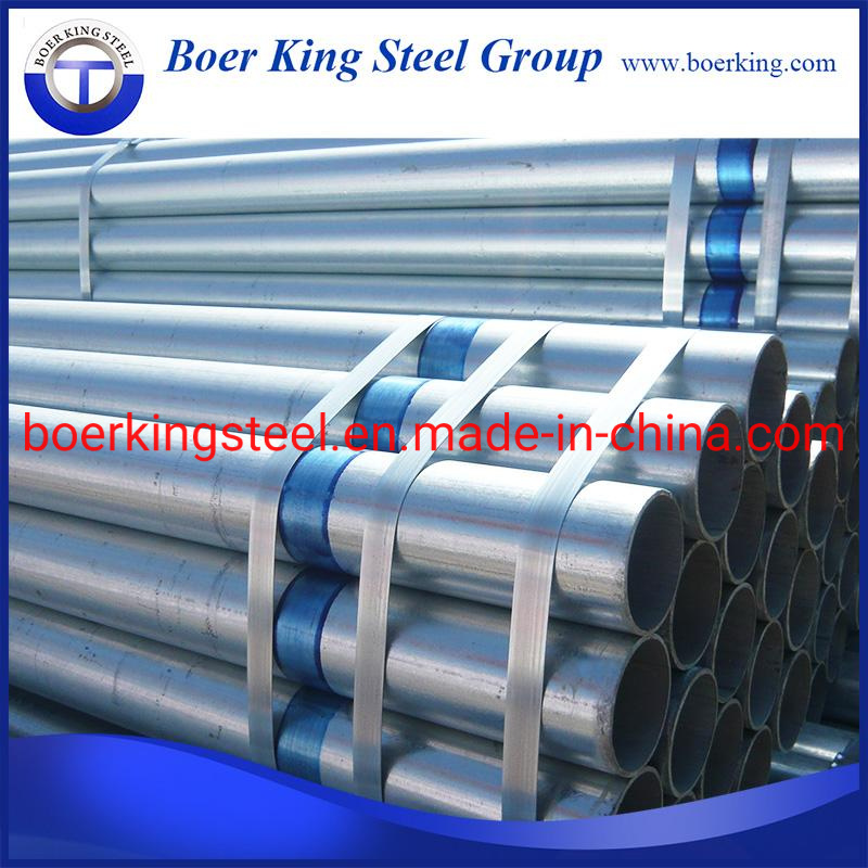 A500 Galvanized Steel Pipe/Hot Galvanized Steel Pipe/Gi Square Pipe pictures & photos
