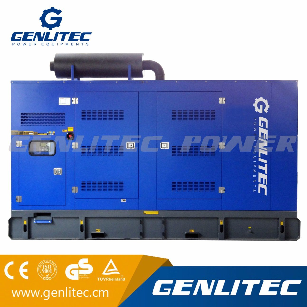 China Soundproof 350 kVA Diesel Generator with Perkins Engine - China 350kVA  Generator Price, Soundproof Generator