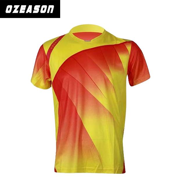 7031a3539 China Custom Made Polyester Cricket Jersey with Your Own Design (CR005) -  China Own Design Cricket Jerseys, Polyester Cricket Jersey