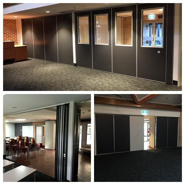 Operable Partition Walls for Muslim Prayer Rooms/Masjid/Mosque pictures & photos