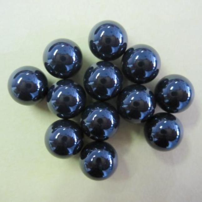 Si3N4 G5 Silicon Nitride Ball Precision 2 Pieces 1//2 inch Ceramic Bearing Balls
