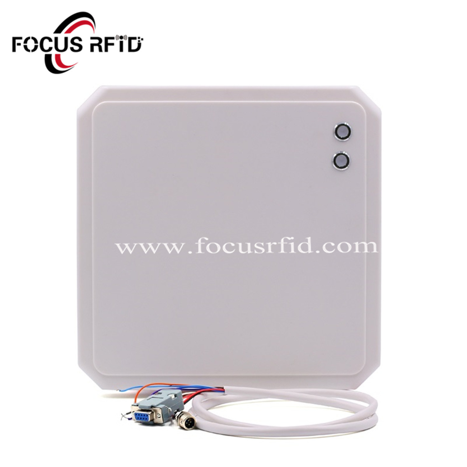 China 865mhz 965mhz Vehicle Access Control Uhf Rfid Reader Tcp Ip Wg Ic 26 For 8 10 Meters Long Range