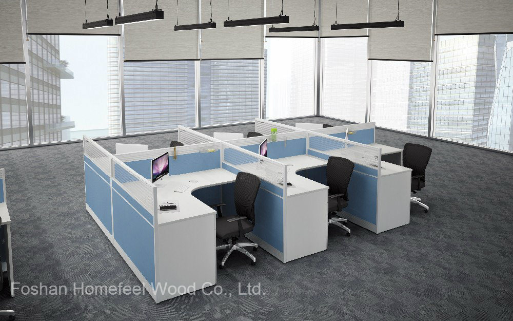 office partition for sale. Hot Sale Open Office Partition Workstation With Metal Leg (HF-LSK121) For A
