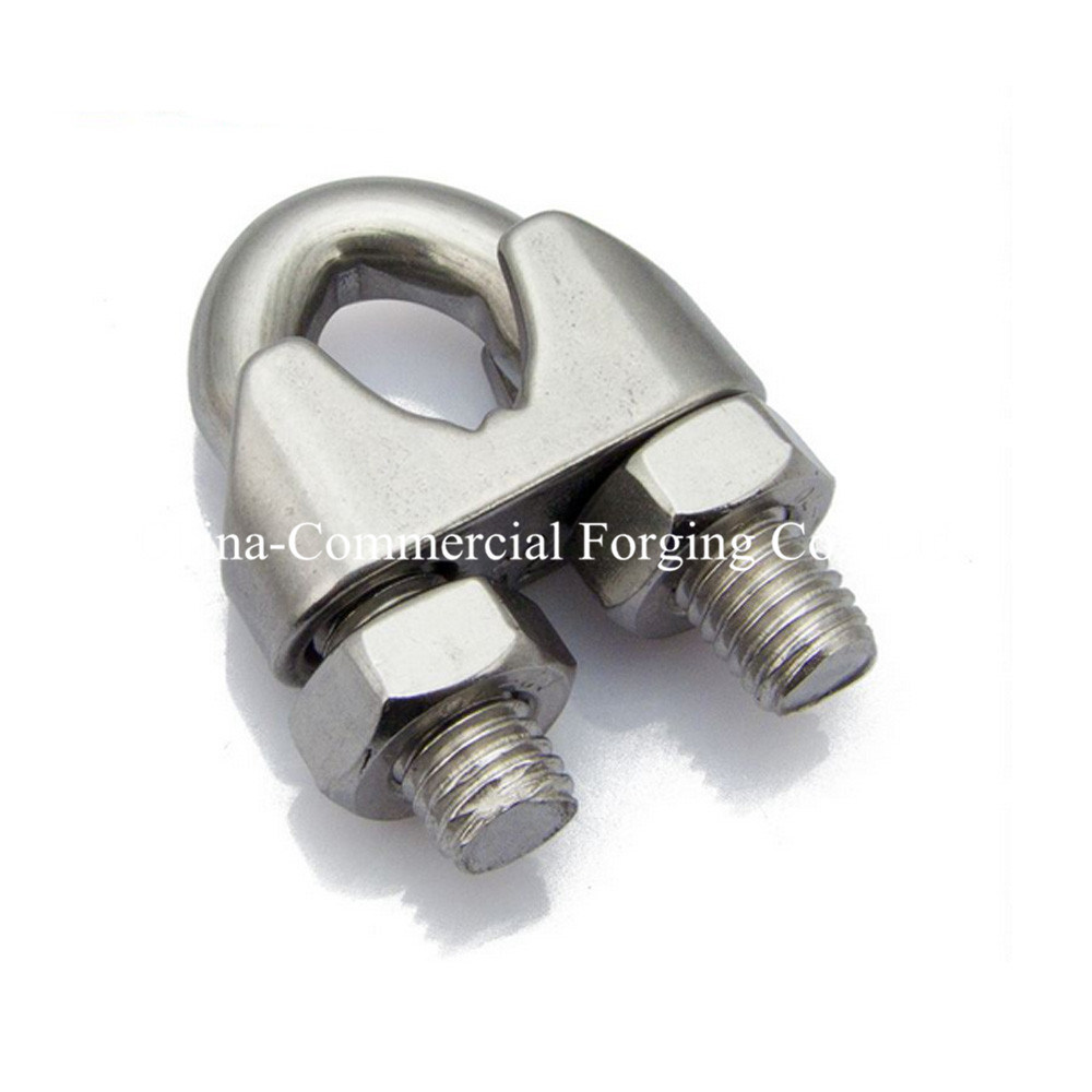 China Forging Forged Casted Malleable Wire Rope Clips (DIN1142 ...