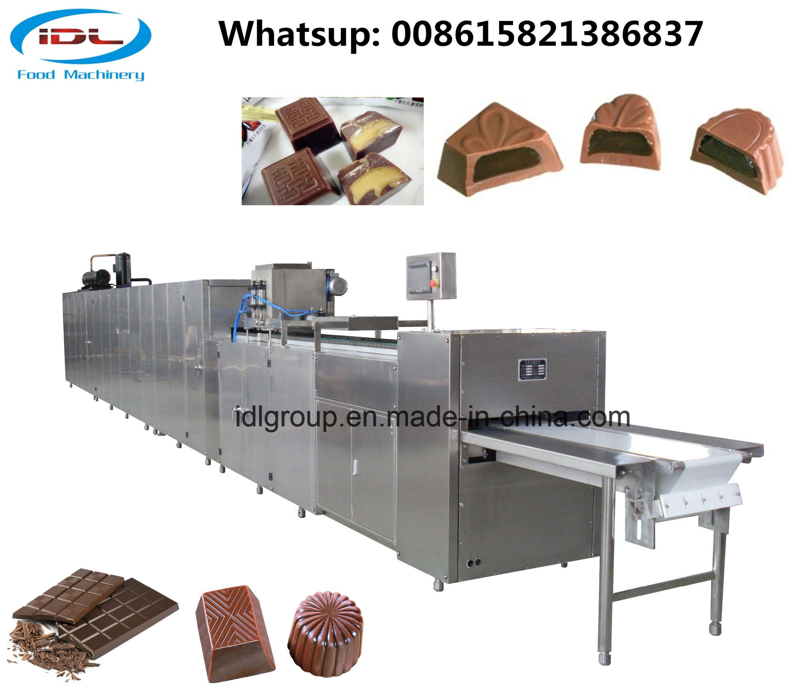Produce manufacture confectionery pre-packaged