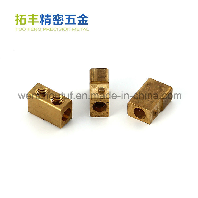 New Product Brass Cable Electrical Connectors Made in China