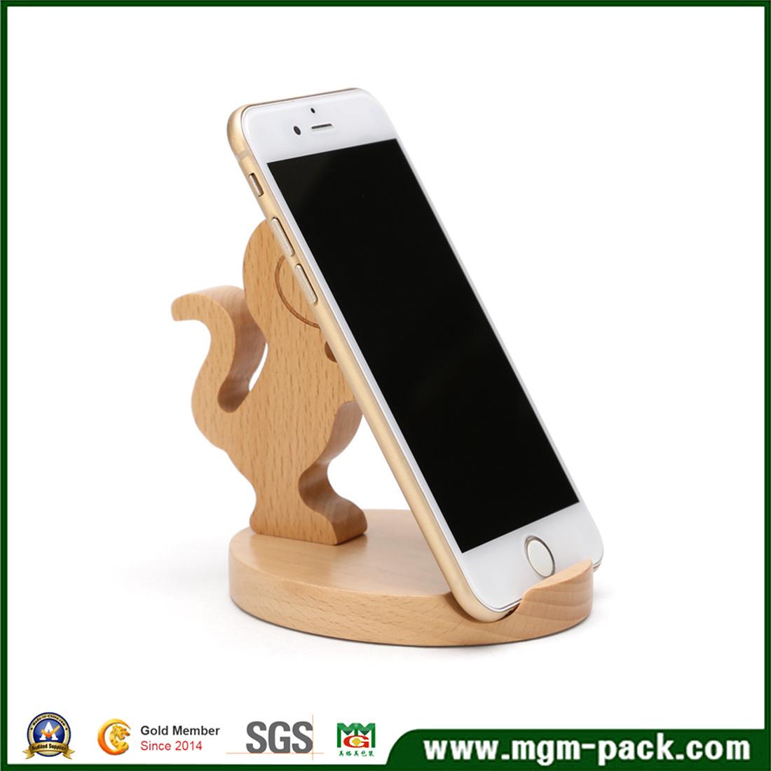 Whole Custom Pony Wooden Desk Phone Holder