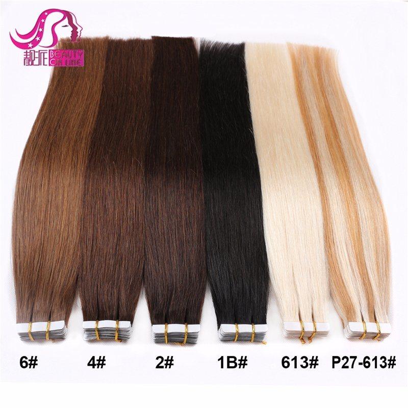 China Wholesale Price 12 28inch 100 Human Hair Blue White
