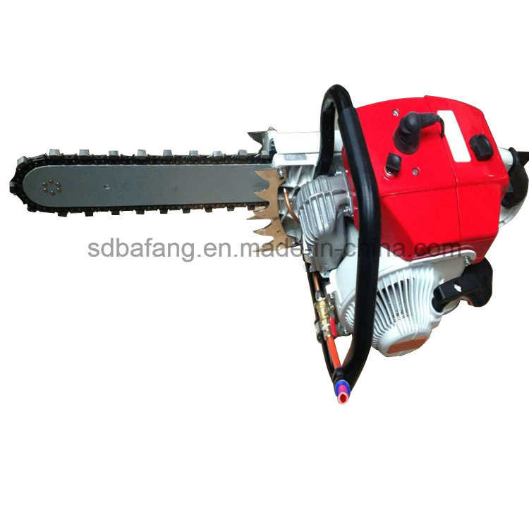 Hot Item Petrol Chainsaw Chain Saw For Concrete Cutting Rock Stone Chain Saw