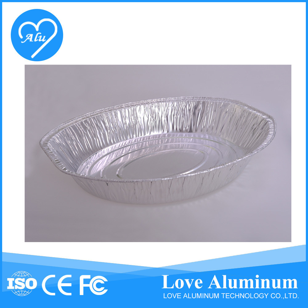 Catering Aluminum Foil Food Trays