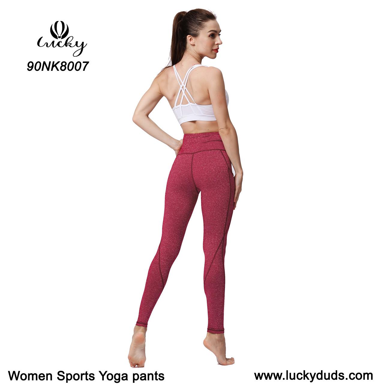 539bffb52 China 2019 Wholesale Fitness Clothing Women Female Yoga Pants - China Yoga  Pants, Pants Sports