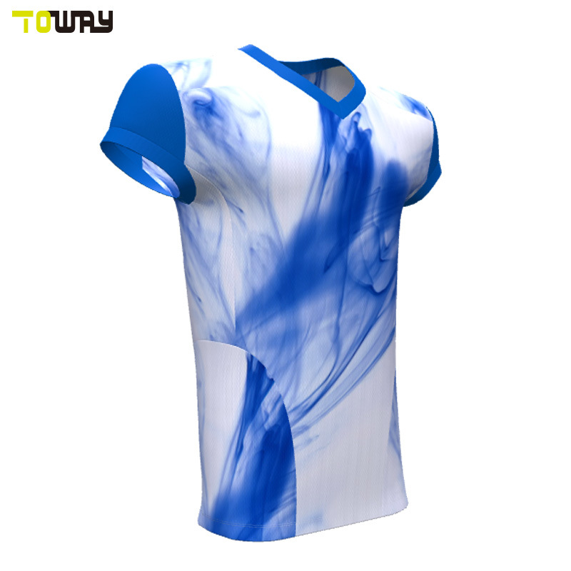 265e96b1a China Youth Sublimated Latest Football Jersey Designs Photos ...