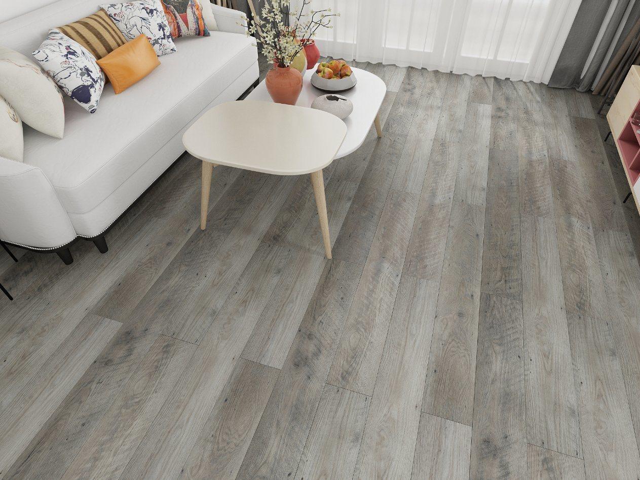 Wear Resistant Rigid Vinyl Flooring