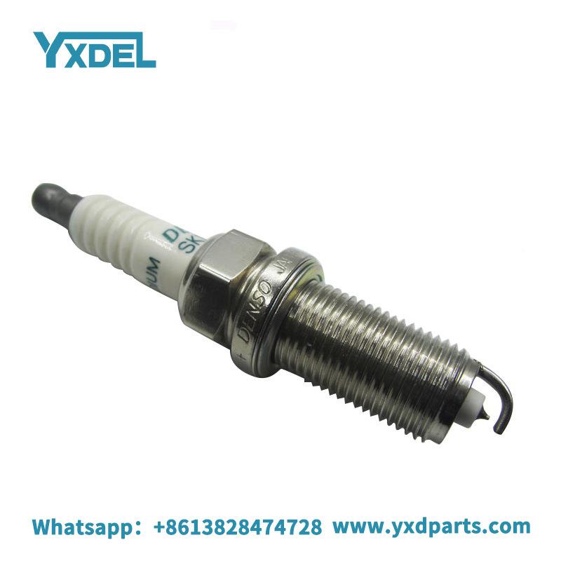 Car Spark Plug >> Hot Item 90919 01233 Sk16hr11 Iridium Spark Plug For Toyota Japanese Car Engine