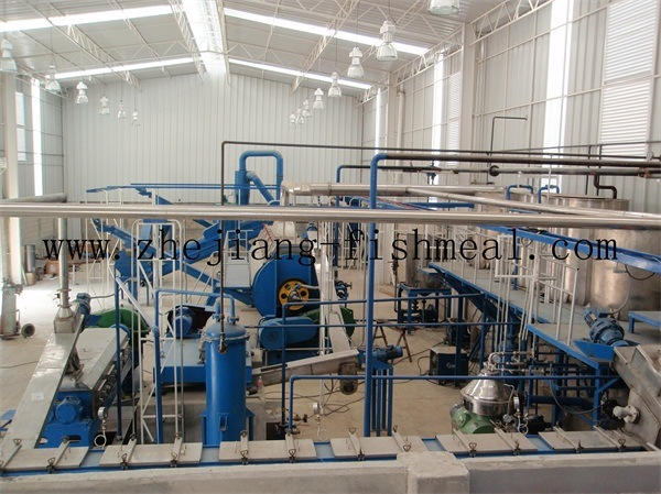 Full Set of Fishmeal Production Line pictures & photos