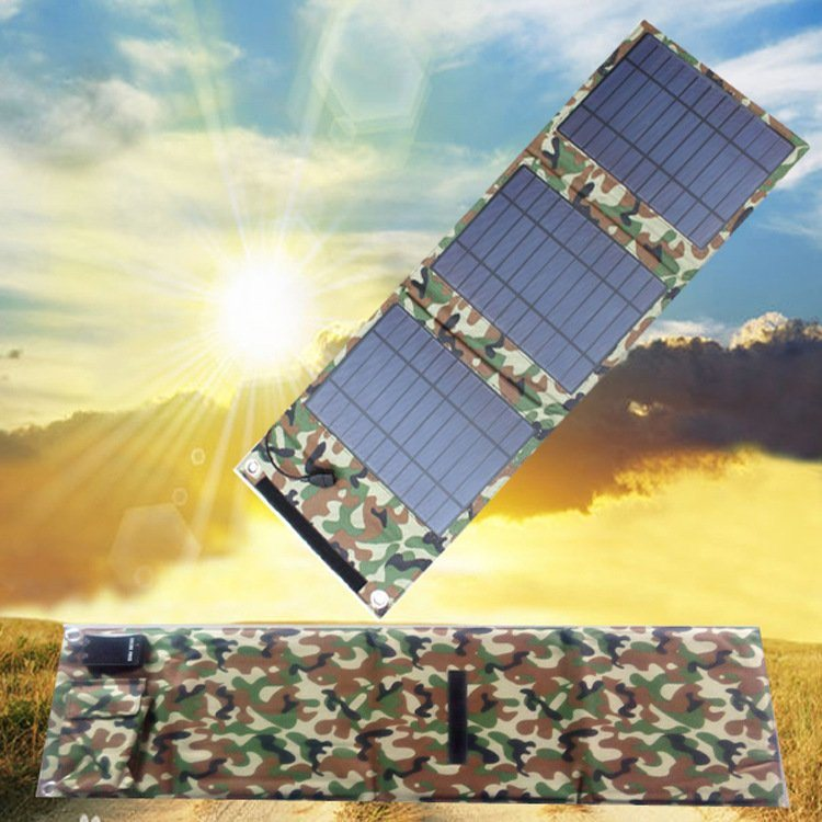 Cloud Solar Panels 5W Cigs Solar Cloth