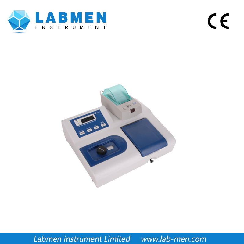 Color Screen UV (ultraviolet) -Vis Spectrophotometer