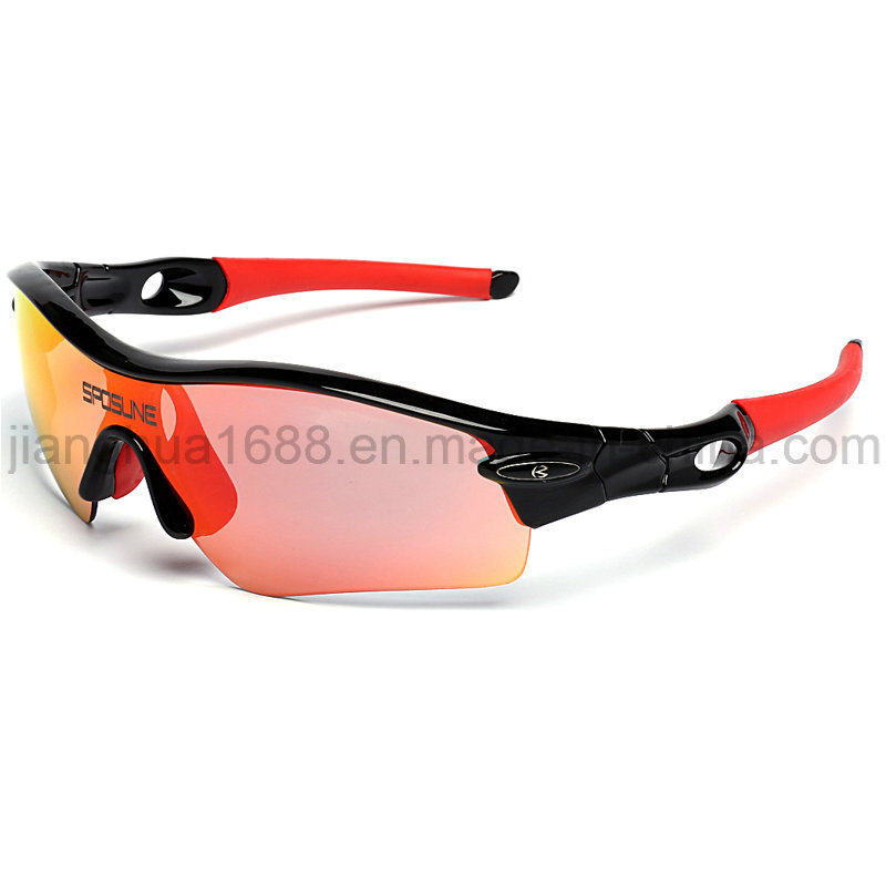 0b91fdbf77 Dropship out Door and Fashion Fishing Usage Eye Glasses New Tr90 Frames  Material Cycling Driving Sports Sunglasses