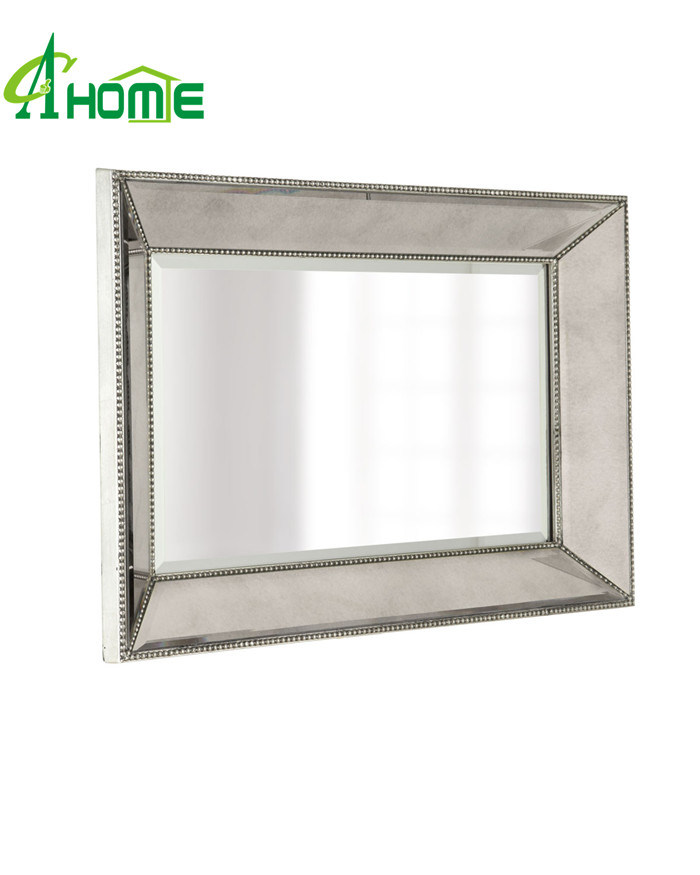Splish Rectangle Beveled Wall Mirror pictures & photos