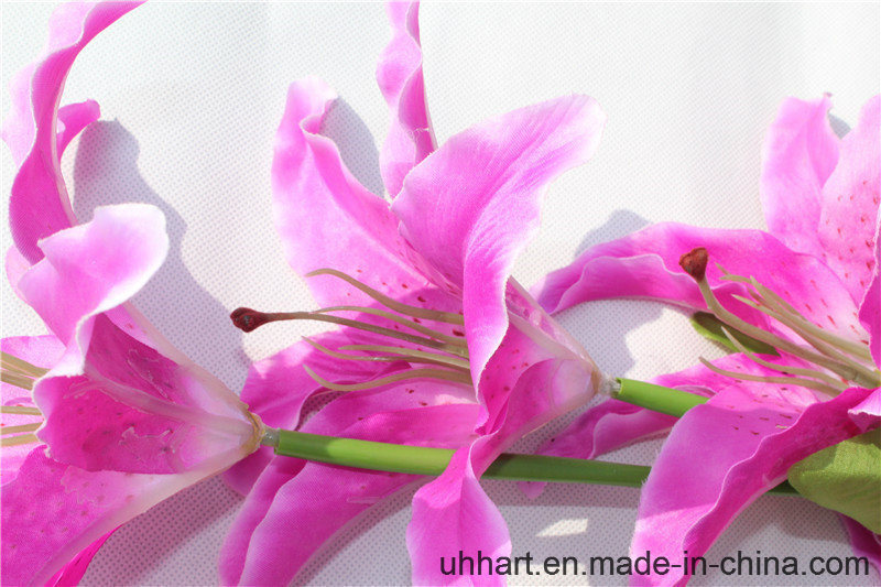 Silk Calla Artificail Lily Flower for Wendding decoration