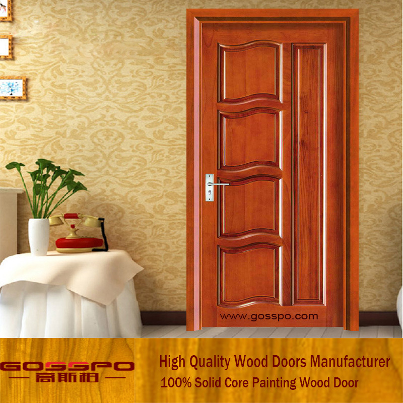 China Interior Wooden Door With Latest Design Gsp2 001 China