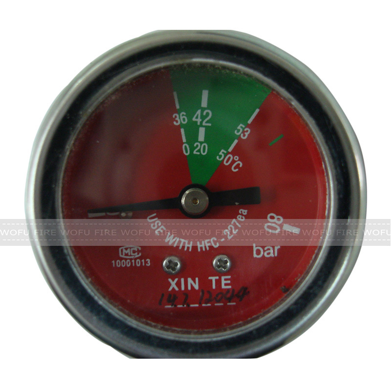 FM200 Fire Fighting System Gas Manometer pictures & photos