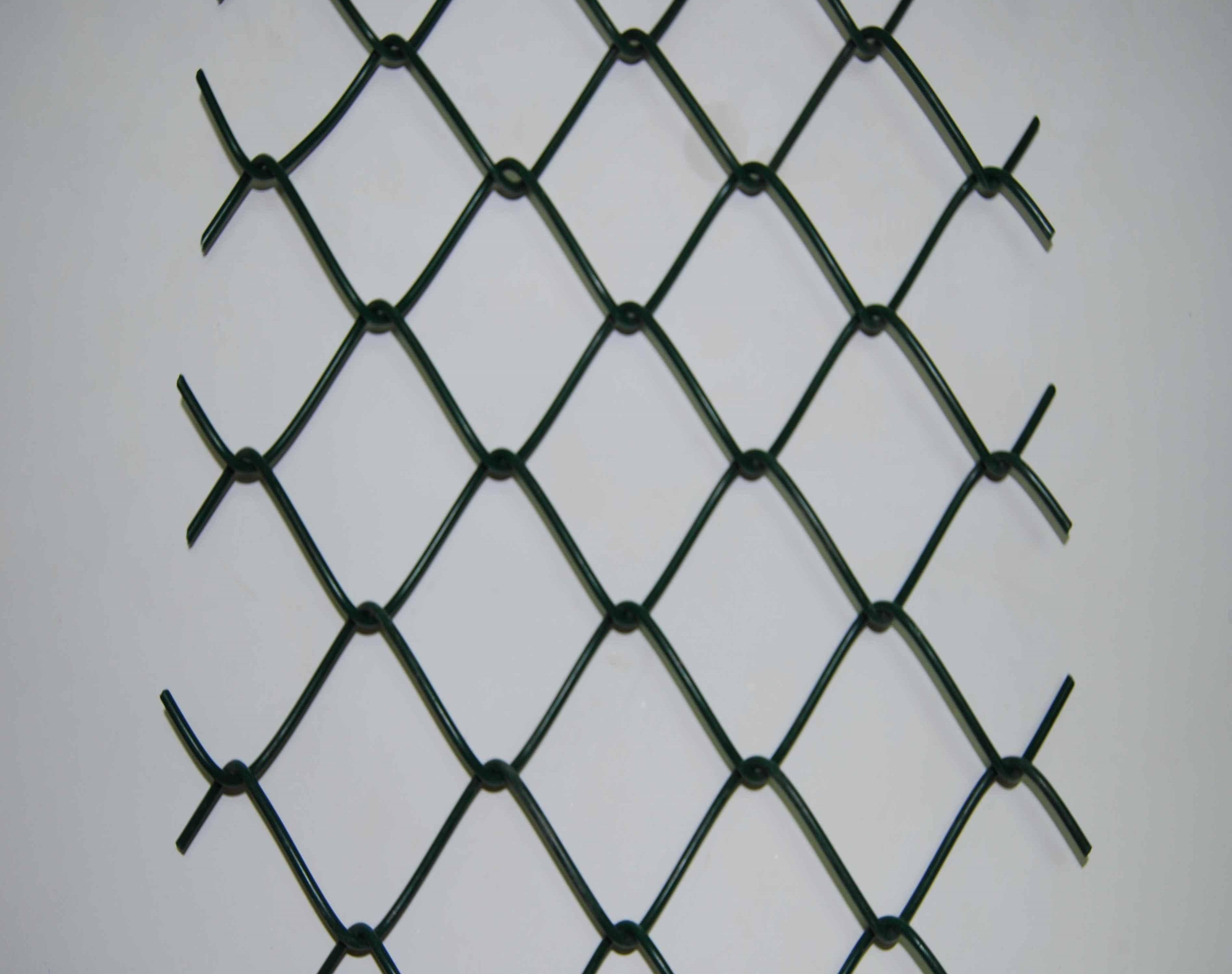 Galvanized Chain Link Fence Fittings, Temporary Chain Link Fence Posts pictures & photos
