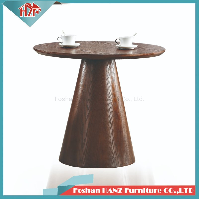 China Round Wooden Dining Room Restaurant Table Photos