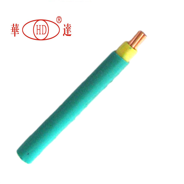 China Double Insulated Single Core Electric Wire Cable - China ...