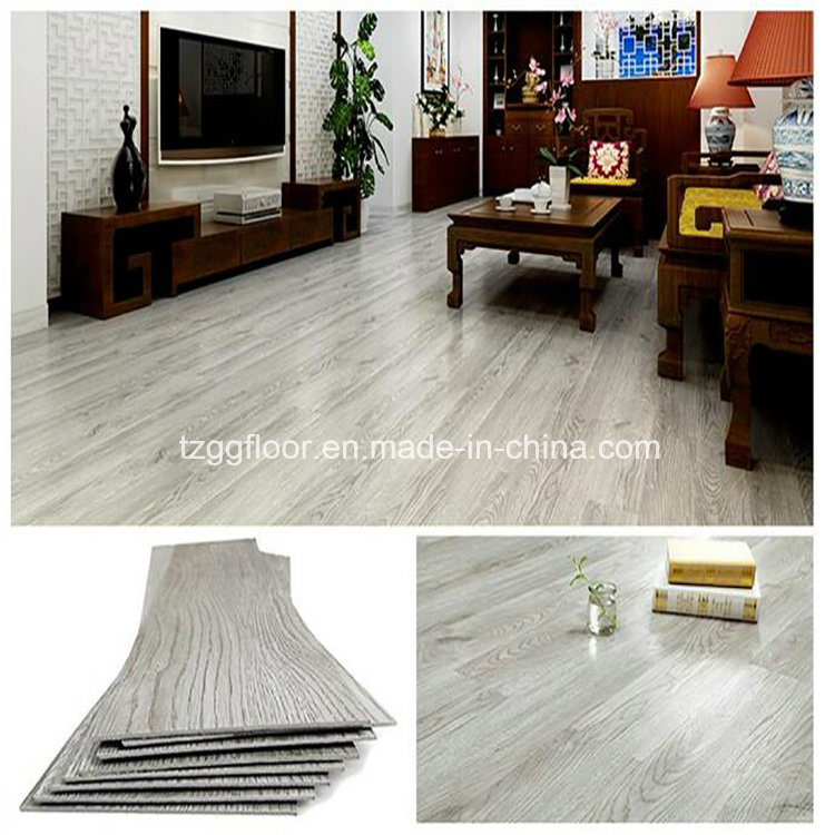 China Manufacturer Durable Damp Proof Vinyl Floor Pvc Tile Energy Saving Laminate Wood Flooring Plank