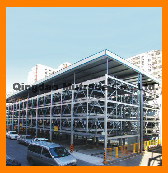 CE Hydraulic Puzzle Parking Automatic Car Parking System (BDP SERIES) pictures & photos