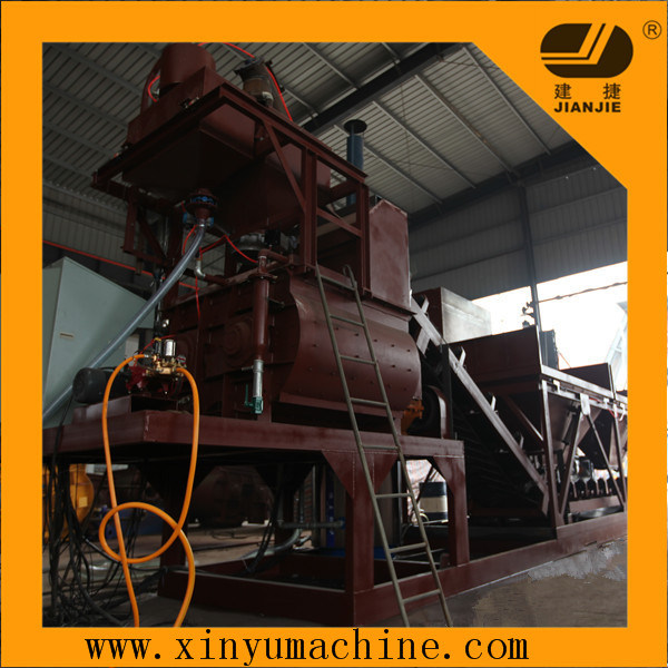 Mobile Concrete Mixing Plant (HZS35) pictures & photos