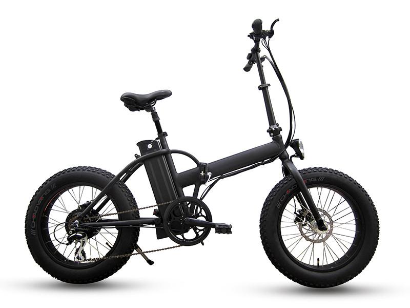 China 8 Fun Motor Folding E Bike With 20 Inch Tire