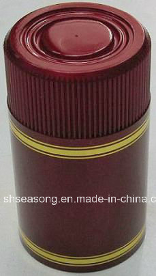 Wine Bottle Cap / Bottle Cover / Plastic Cap (SS4101-1)