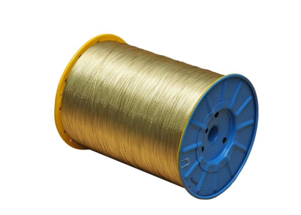 Chinese Supplier of Brass Coated Radial Tire Steel Cord, Steel Wire (2*0.30nt/Ht)