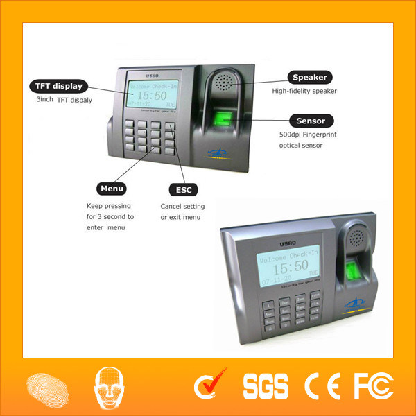 China New Products Looking for Distributor Biometric Clocking System
