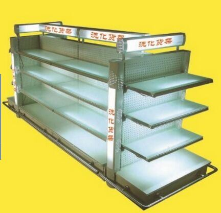 Supermarket Commodity and Comestics Display Shelf for Retail Store