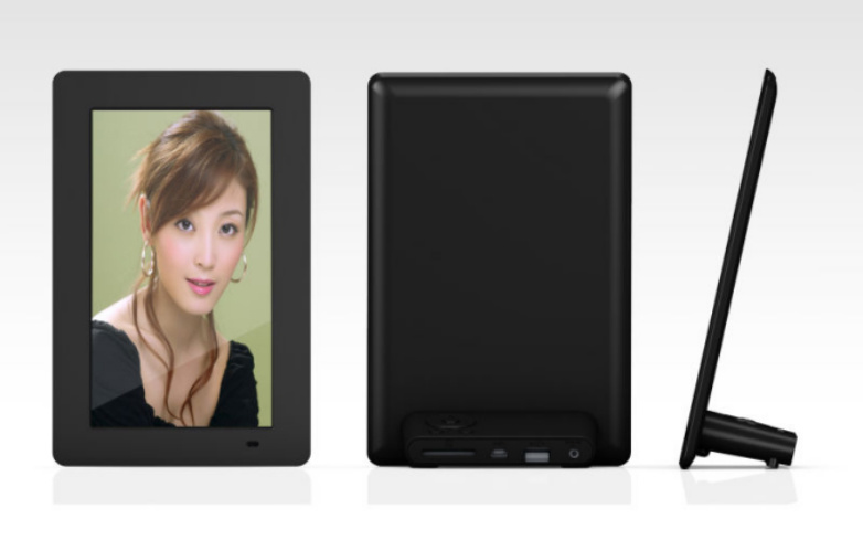 7 Inch Single Function Digital Photo Frame Video Player