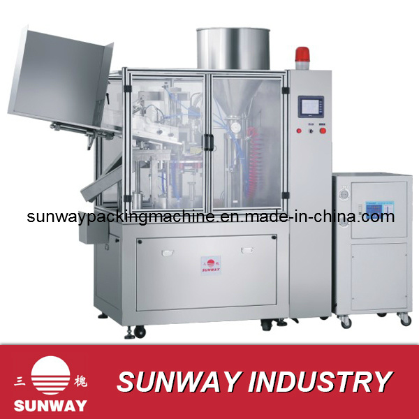 (B. GF-502) Inner Heating Tube Filling and Sealing Machine